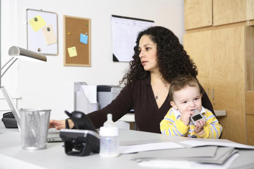 gestreste werkende moeder Stresstips Voor Werkende Moeders Om Stress Te Verminderen