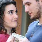 ruzie maken over geld stress verminderen