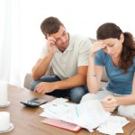 schulden stress verminderen