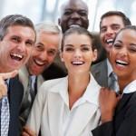 stress verminderen blij gelukkig werk