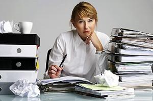 stress verminderen rommel vrij 300x198 Stress Verminderen Door Je Kantoor Op Te Ruimen