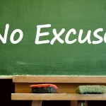 stress verminderen smoesjes en excuses